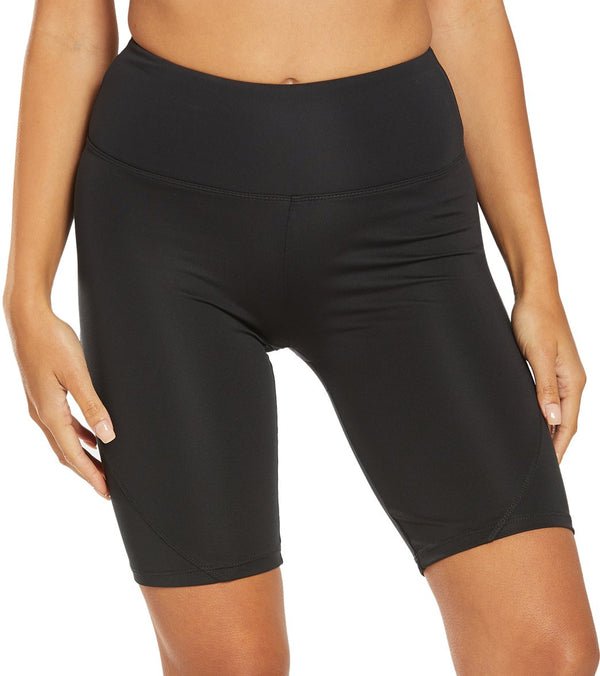 "Balance Collection Kyra High Waisted 9"" Yoga Shorts"