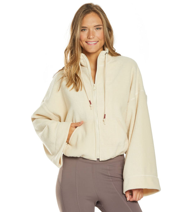 Free People Climb High Fleece Jacket