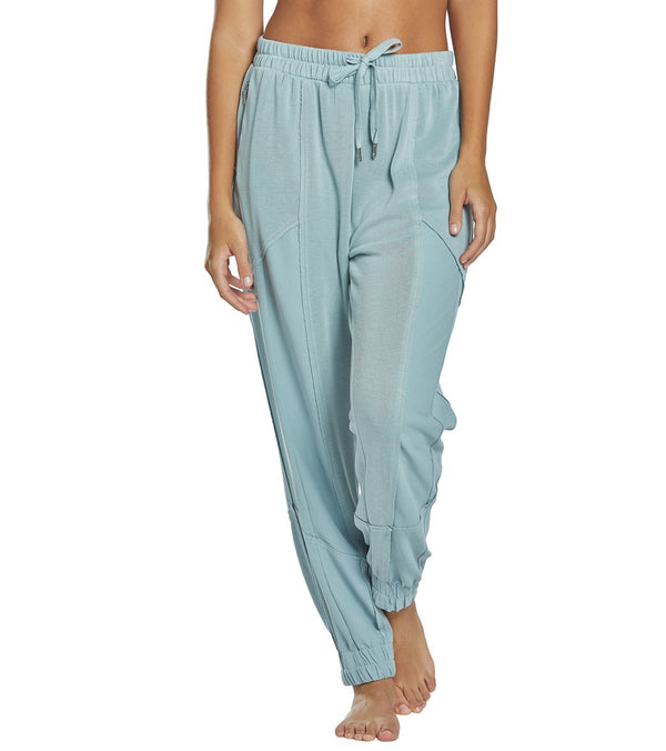 Free People Trekking Out Joggers