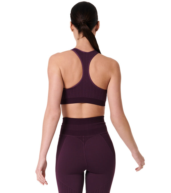 NUX Sprint Racer Yoga Sports Bra