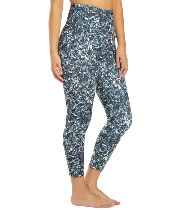 Balance Collection Opatek Lux High Waisted Printed Yoga Capris