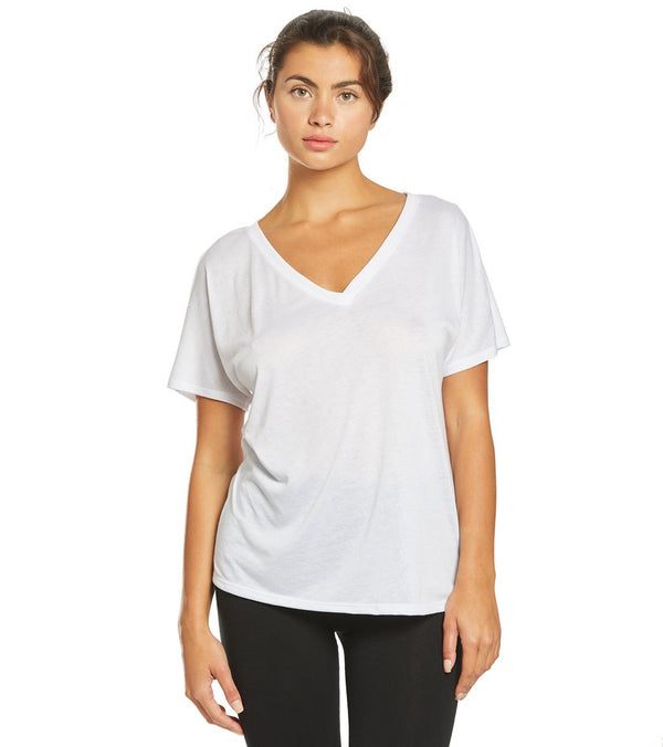 Bella + Canvas Slouchy V-Neck Tee