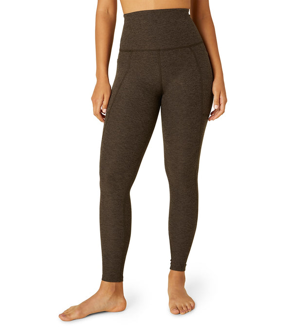 Beyond Yoga Spacedye Out Of Pocket High Waisted 7/8 Yoga Leggings