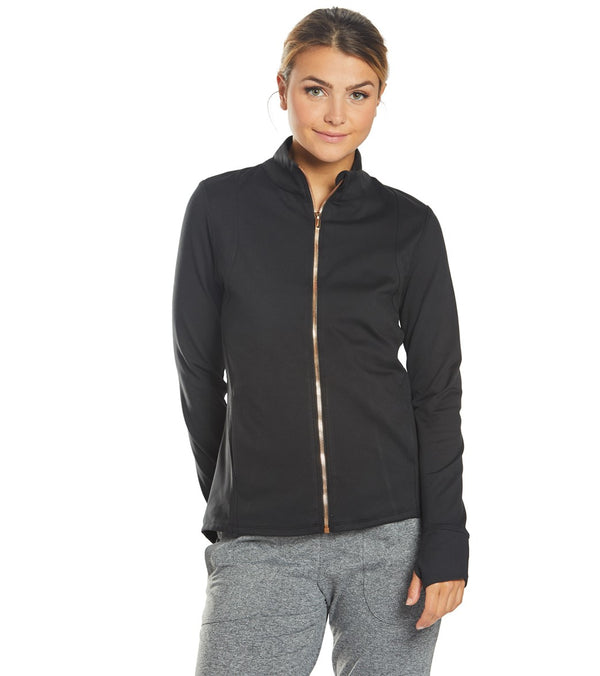 Balance Collection Full Zip After Yoga Jacket