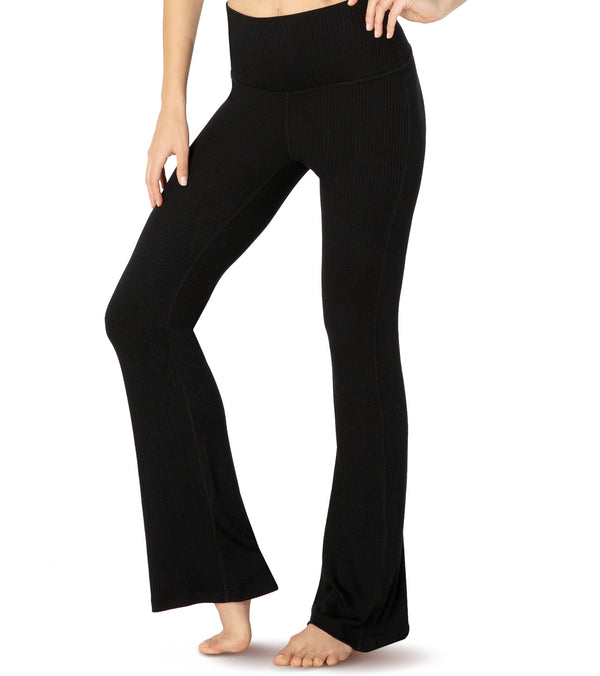 Beyond Yoga Step Beyond High Waisted Mini Bell Yoga Pants
