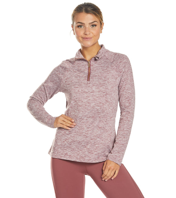 Balance Collection 1/4 Zip After Yoga Pullover