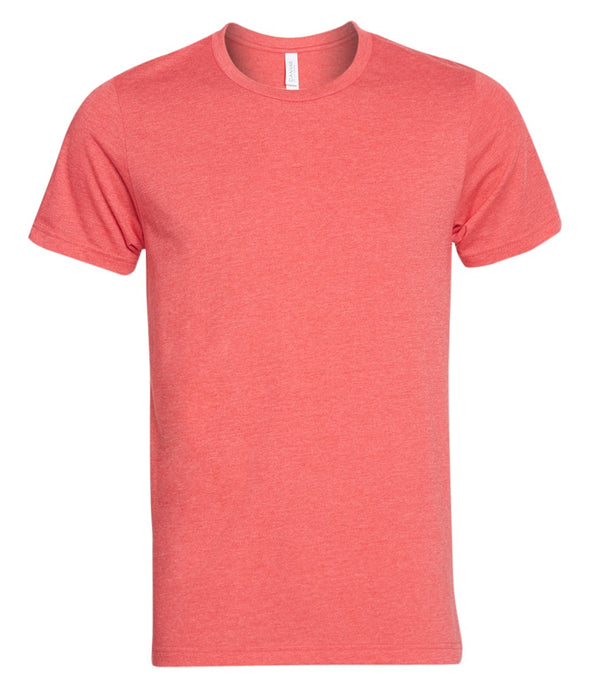 Bella + Canvas Men's Heather Jersey Tee
