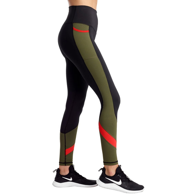 DYI Tone Up Colorblock Yoga Leggings