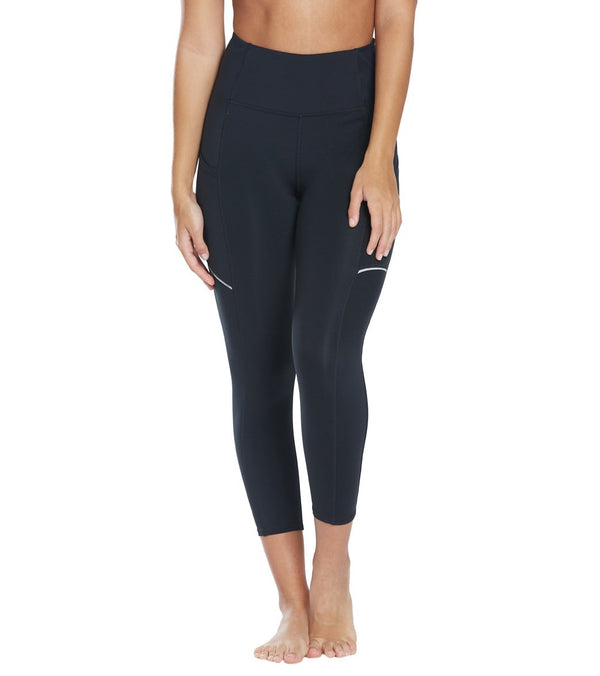 Marika High Waisted Elevate Yoga Capris