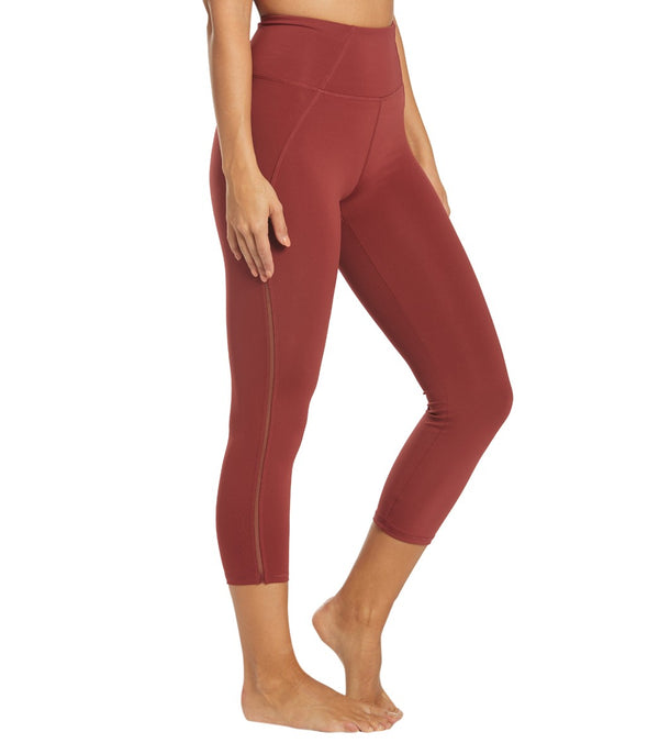 Marika High Waisted Lua Yoga Capris