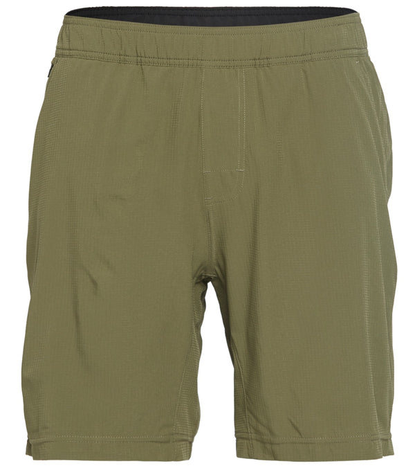 "prAna Men's Heiro 8"" Inseam Yoga Shorts"