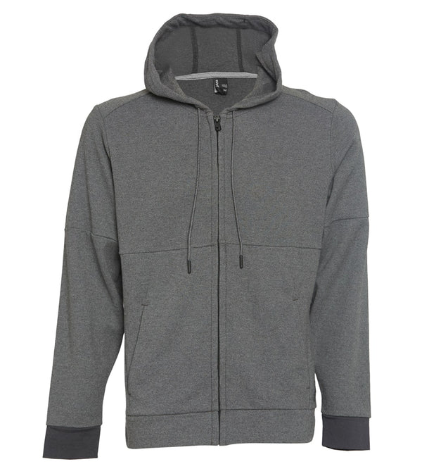 prAna Men's Theon Full Zip Hoodie