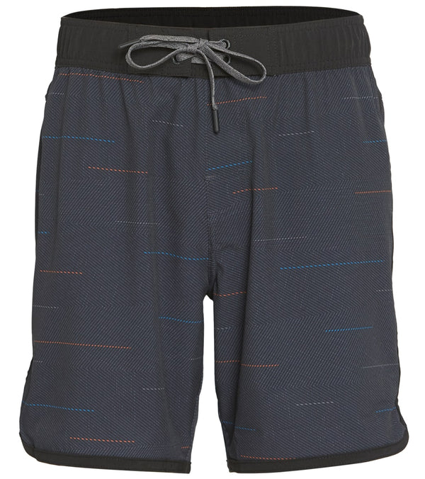 "prAna Men's Ground Speed 7.5"" Inseam Yoga Shorts"