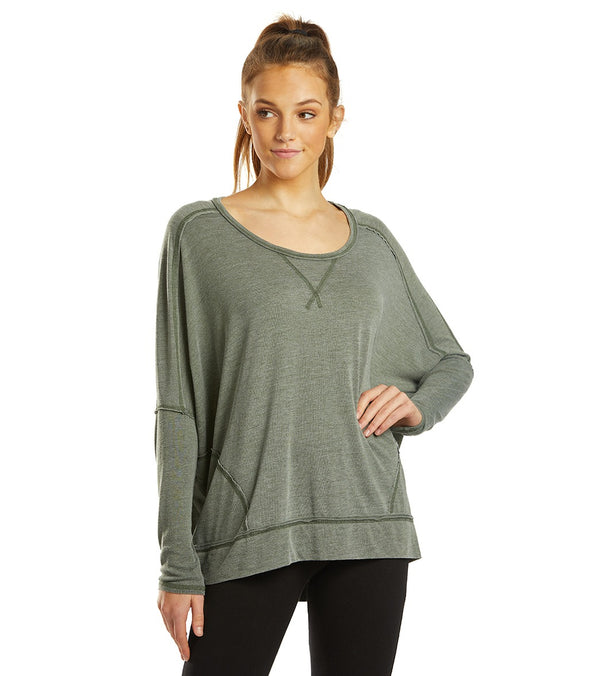 Free People Movement First Choice Long Sleeve Pullover