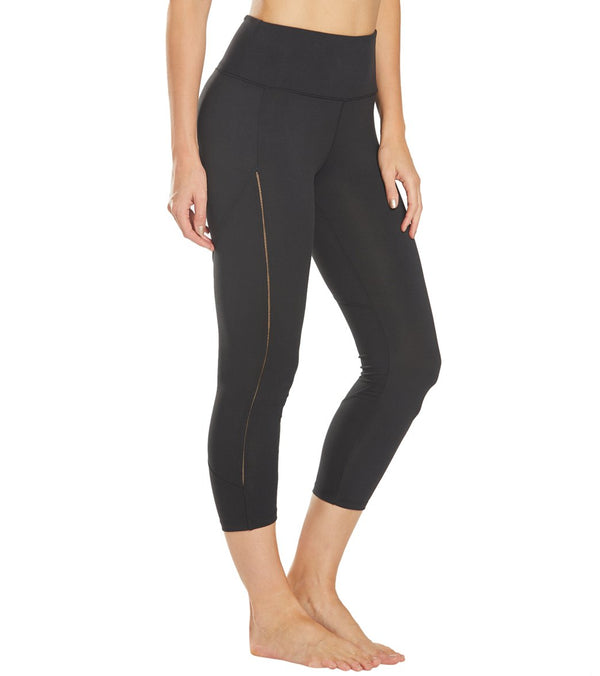 "Balance Collection Vienna 22"" Yoga Capris"