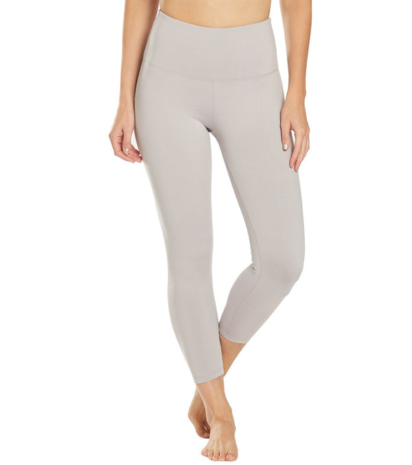 "Balance Collection Solid Mega High Waisted 22"" Yoga Capris"
