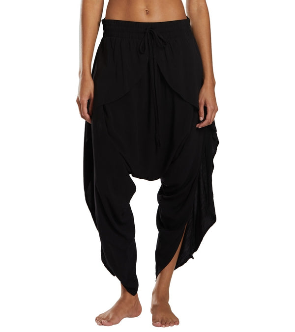 Buddha Pants Flap Harem Pants