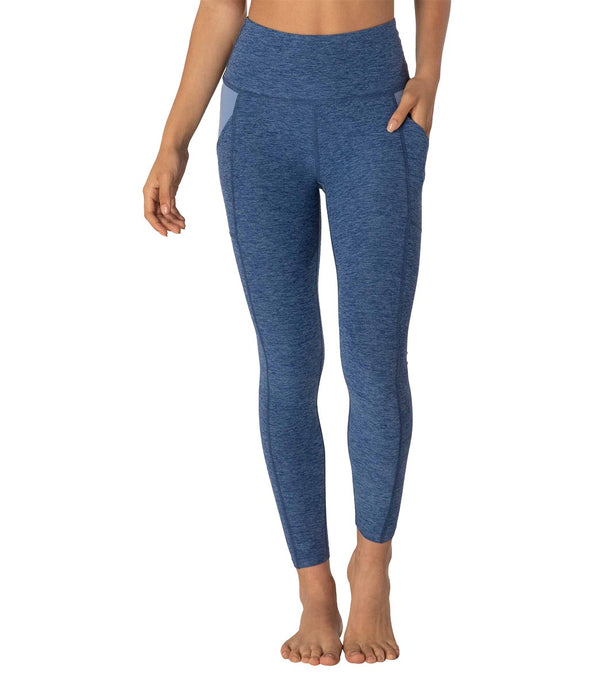 Beyond Yoga Spacedye In The Mix High Waisted 7/8 Yoga Leggings