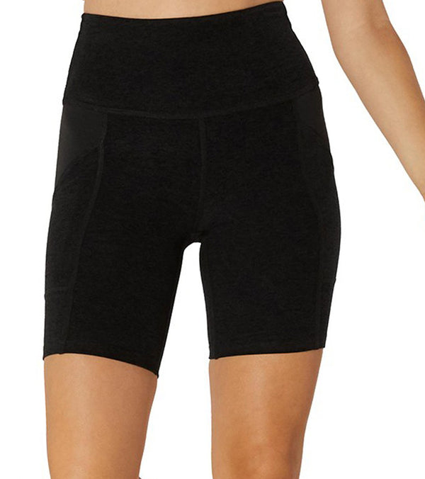 Beyond Yoga Spacedye In The Mix High Wasited Biker Shorts