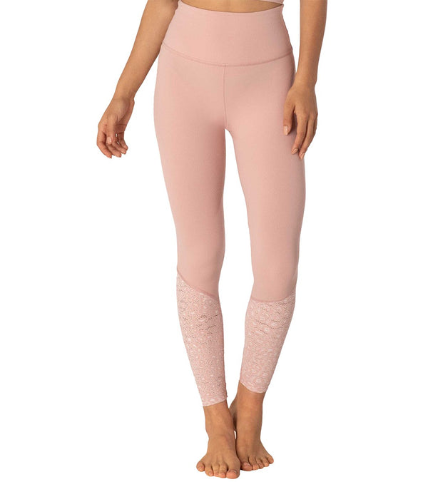 Beyond Yoga Back Me Up High Waisted 7/8 Yoga Leggings