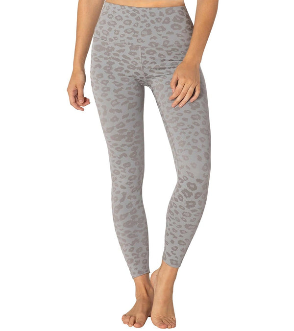 Beyond Yoga Leopard High Waisted 7/8 Yoga Leggings