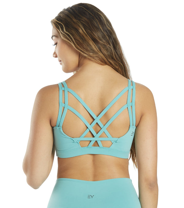 Everyday Yoga Radiant Strappy Back Sports Bra