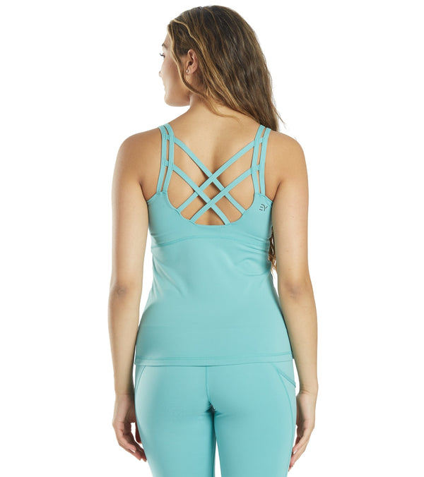 Everyday Yoga Radiant Strappy Back Support Tank
