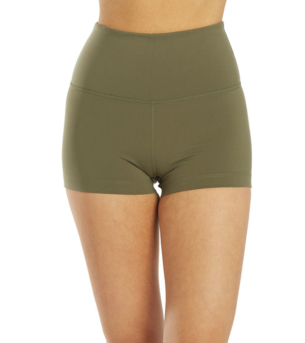 "Everyday Yoga High Waisted 1"" short"