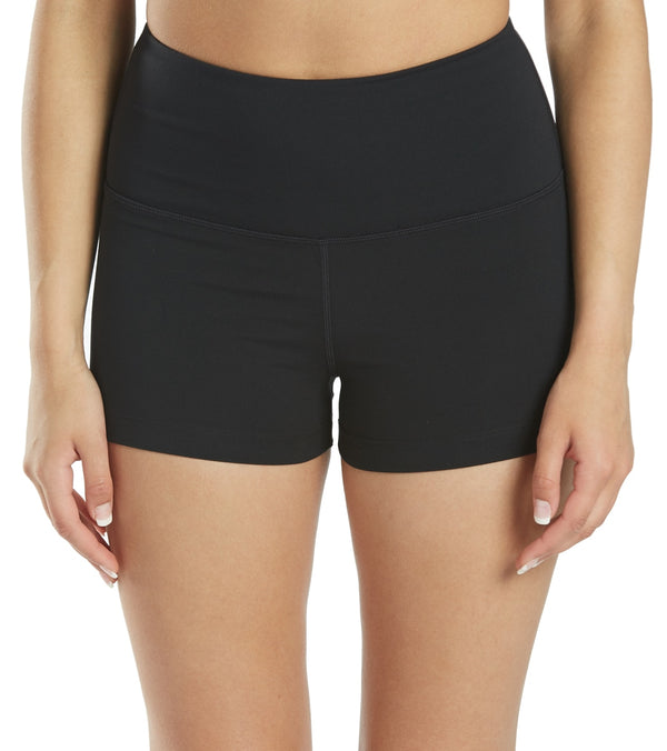 Everyday Yoga High Waisted Hot Yoga shorts 1""