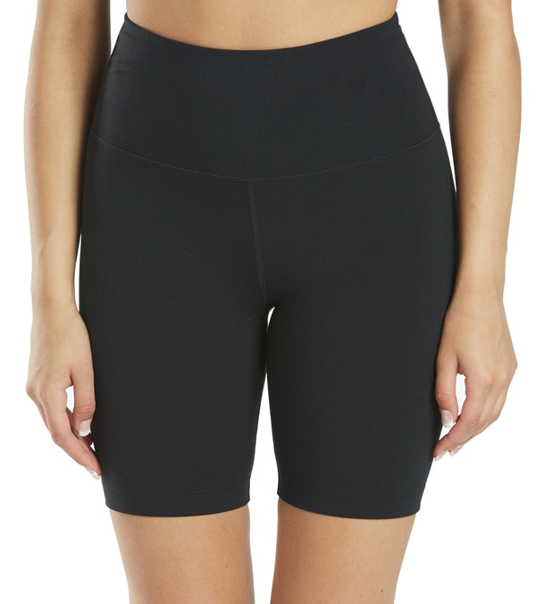 "Everyday Yoga High Waisted 7"" Bike short"