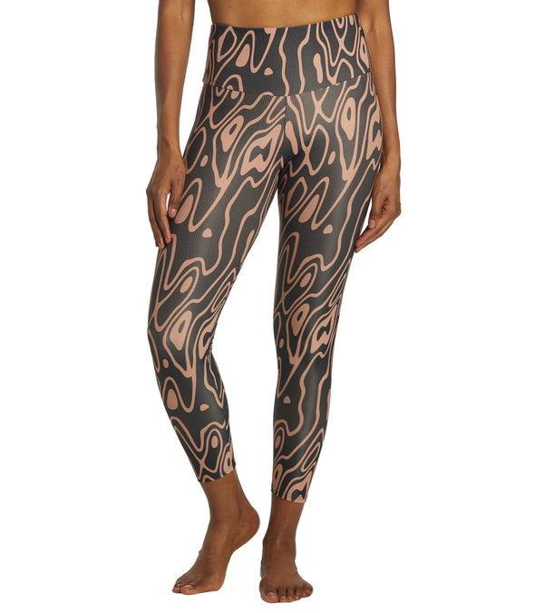 Onzie Ribbed 7/8 Yoga Leggings