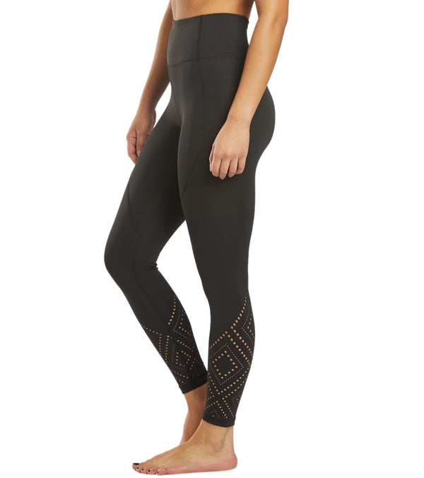 Marika Diamonds 7/8 Yoga Leggings