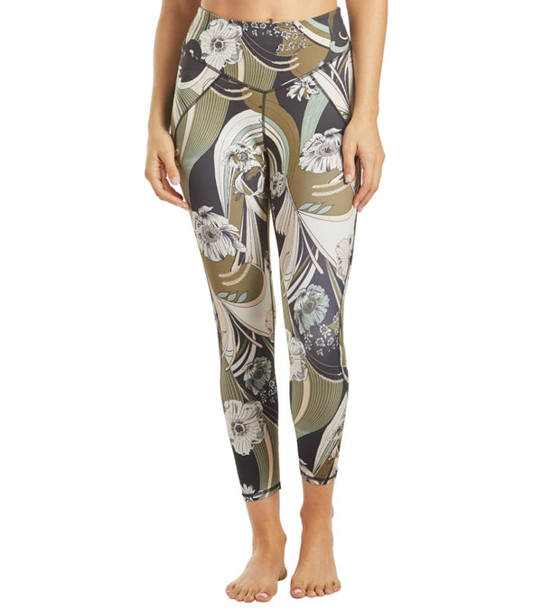 Free People Wave Crush Yoga Leggings