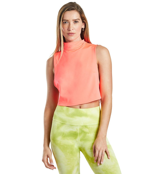 Free People Bright Lights Yoga Top