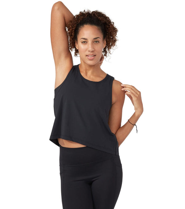 Manduka Pro Tech High Low Tank Top
