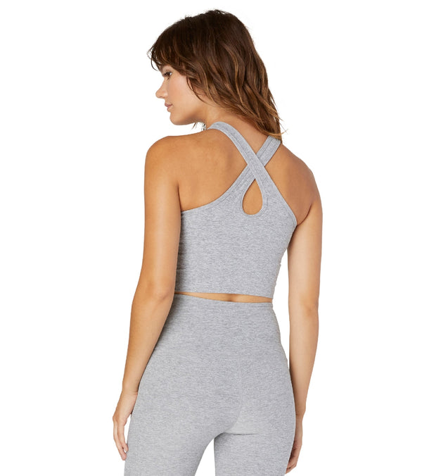 Beyond Yoga Spacedye Studio Cropped Yoga Tank