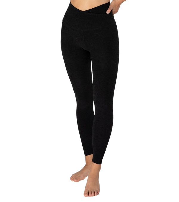 Beyond Yoga Spacedye At Your Leisure High Waisted 7/8 Yoga Leggings