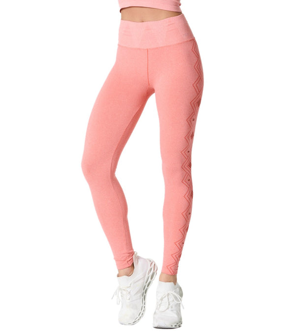 NUX Heather Yoga Leggings
