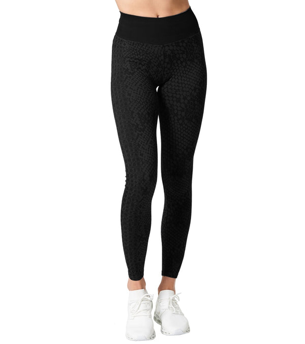 NUX Seamless Snake Yoga Leggings