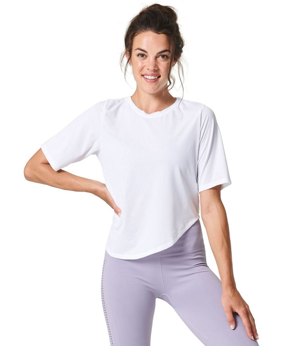 NUX Scoop Yoga Tee