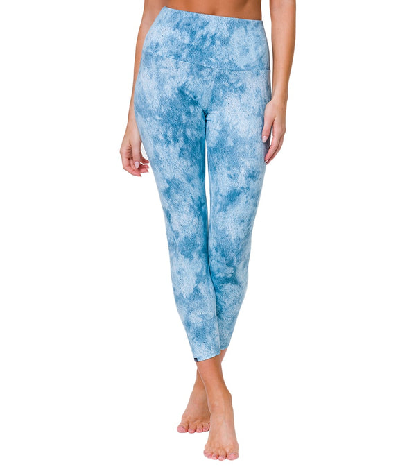 Onzie High Waisted Basic 7/8 Yoga Leggings