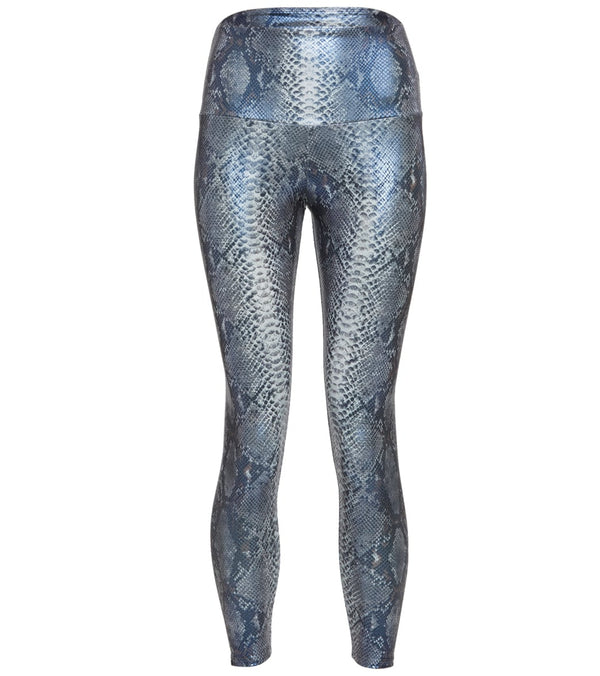 Onzie Snake Foil 7/8 Yoga Leggings