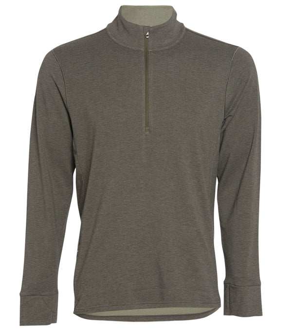 prAna Men's Altitude Tracker 1/4 Zip Jacket