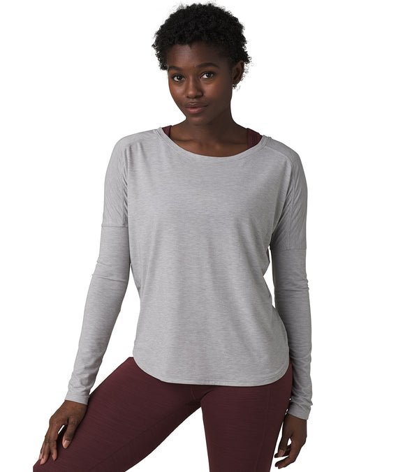 prAna Rogue Long Sleeve Yoga Top