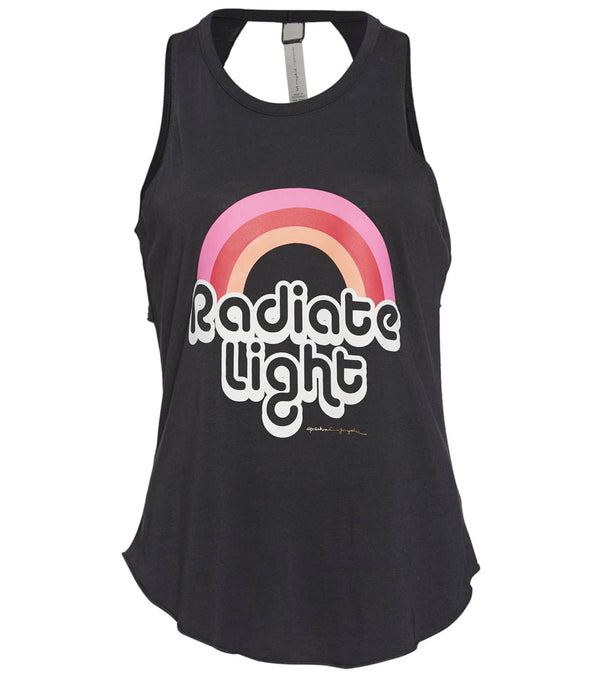 Spiritual Gangster Light Studio Yoga Tank