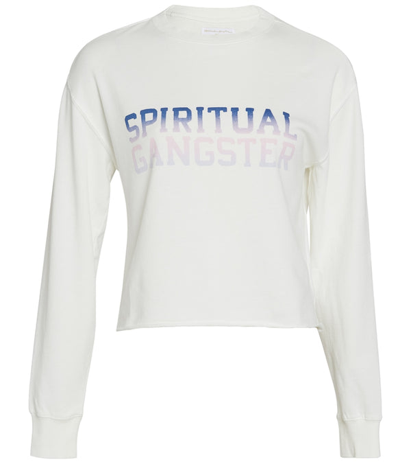 Spiritual Gangster SGV Mazzy Pullover Sweatshirt