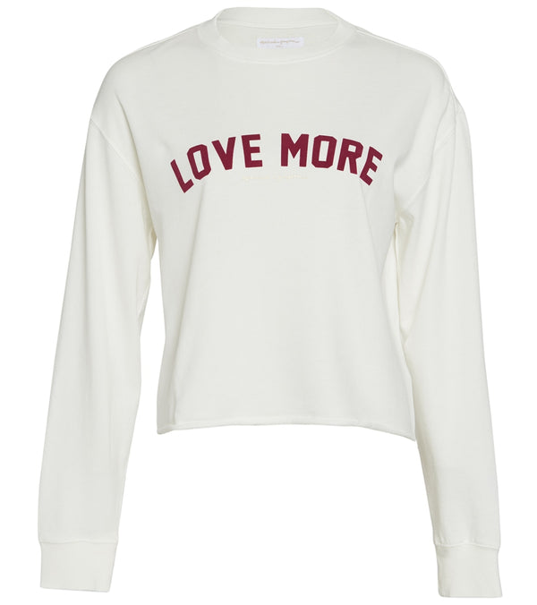 Spiritual Gangster Love More Mazzy Pullover Sweatshirt