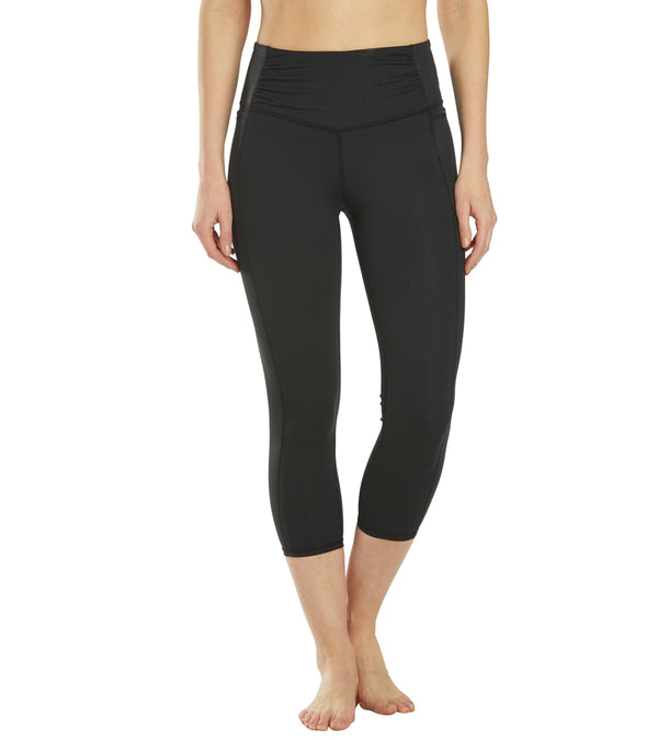 Free People Breathe Easy Yoga Capris