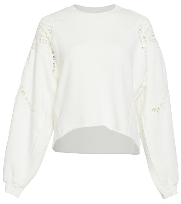 Free People Sun and Done Sweatshirt