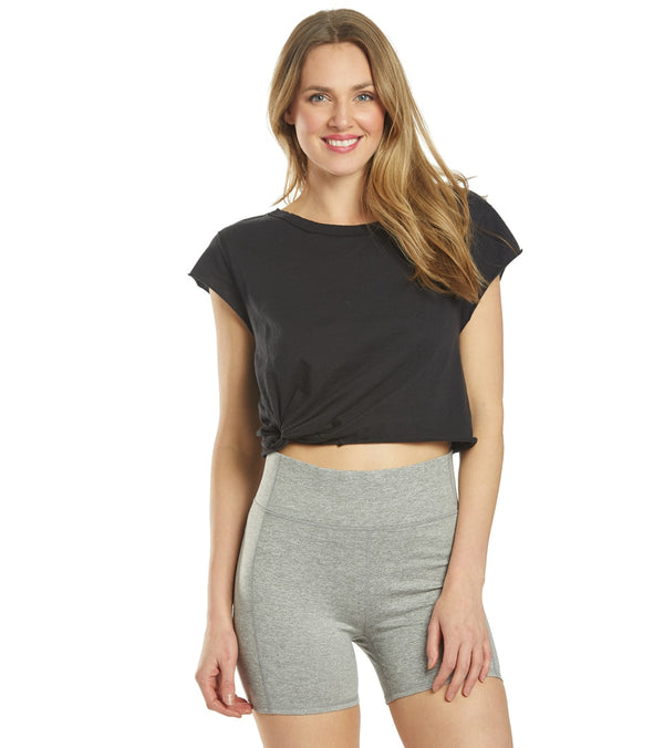 Free People Hold It Down Yoga Tee